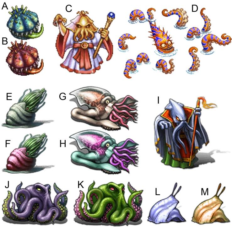 Mollusks - Figure03