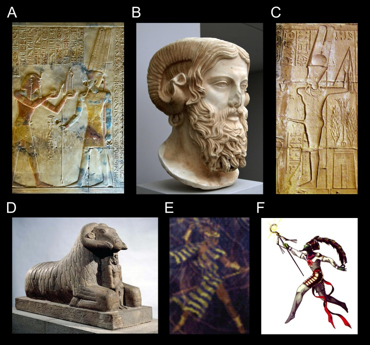 Persona - Figure02 - Amun