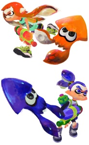 Splatoon - Fig 4