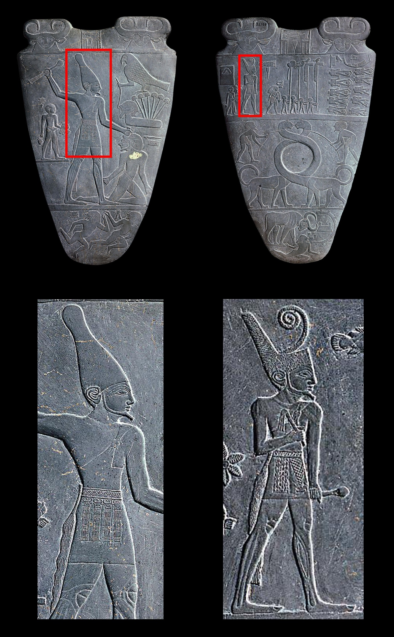 an analysis of ancient egyptian king narmers palette Posts about palette of king narmer ancient egypt didn't truly by putting egyptian gods in half human/half animal form around himself on the palette, it is.