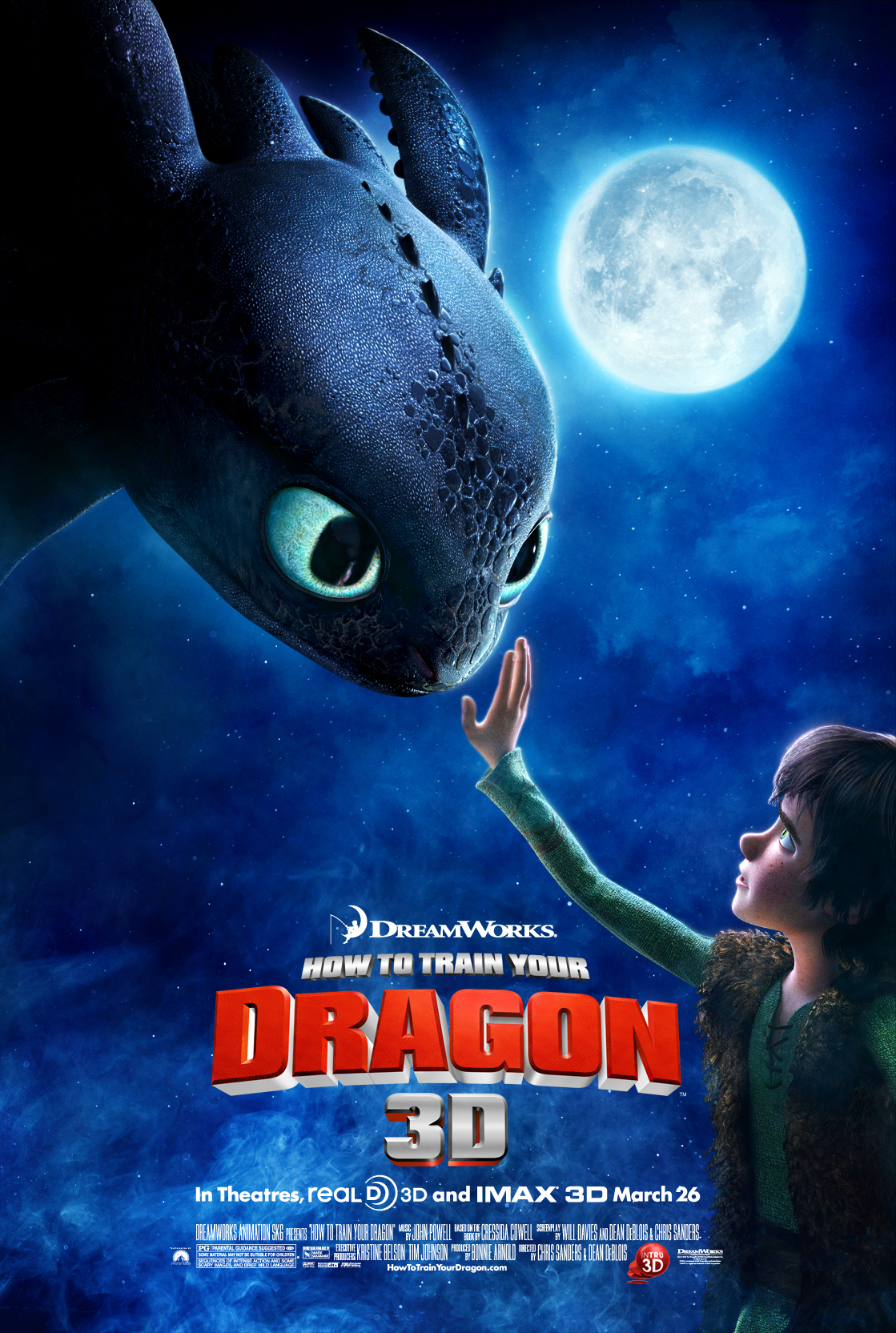 Using How to Train Your Dragon to teach about endangered species